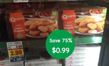 Quorn coupons 2018