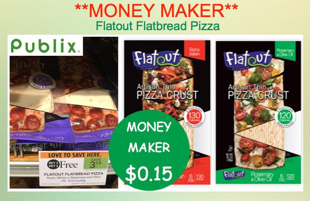 Flatout FlatBread Pizza Coupon Deal