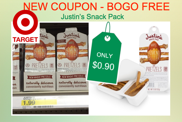 Justin's Snack Pack Coupon Deal