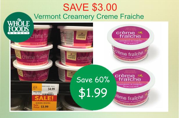 Creme Fraiche Price Whole Foods