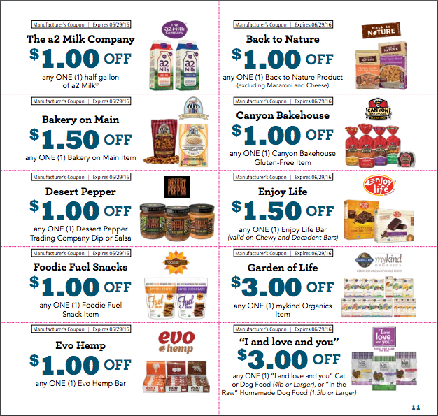 NEW Sprouts Coupons for May Monthly Flyer 4