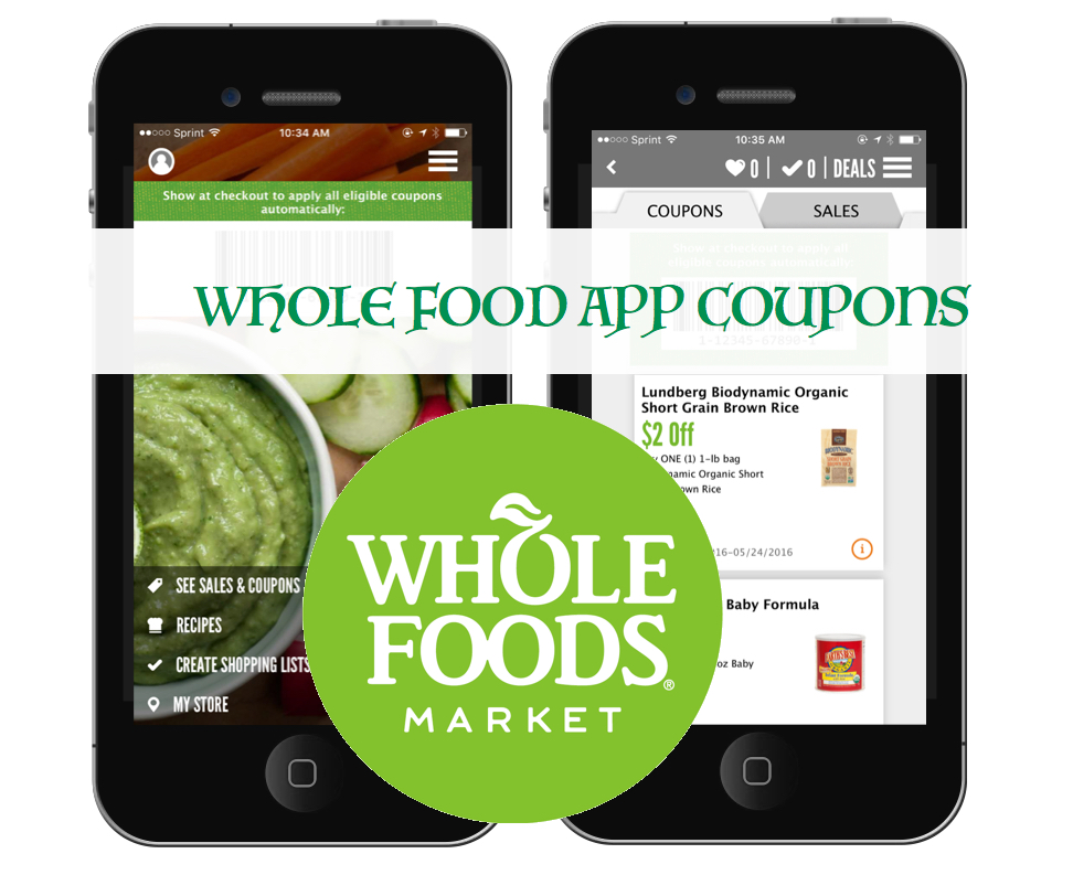 Free food coupons app