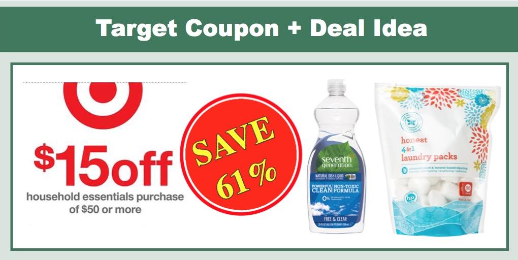Target coupons discounts